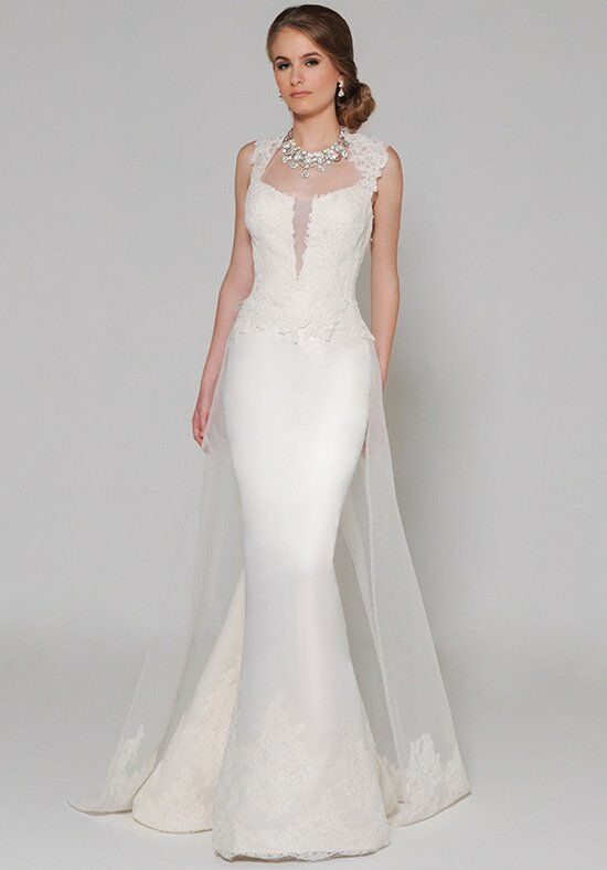 Eugenia Nora 3959 Mermaid, Sheath Wedding Dress