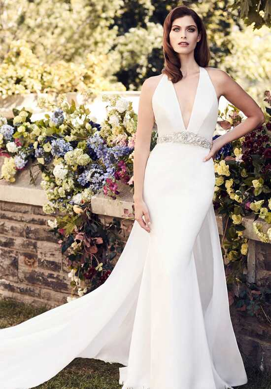 Paloma Blanca 4741 Mermaid Wedding Dress