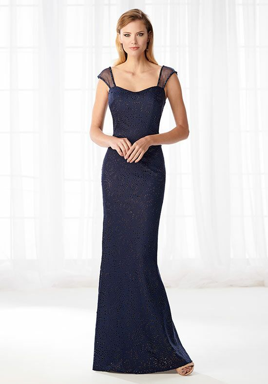 Cameron Blake 218620 Blue Mother Of The Bride Dress