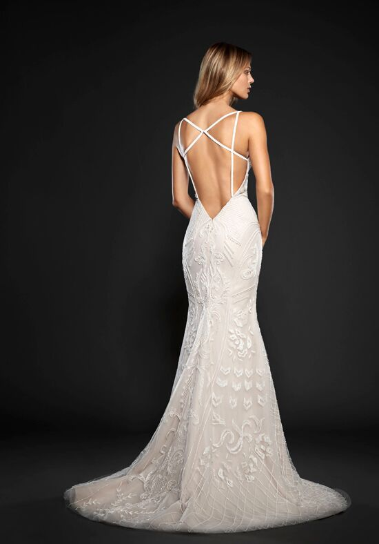 Hayley Paige Maverick 6706 Wedding Dress The Knot