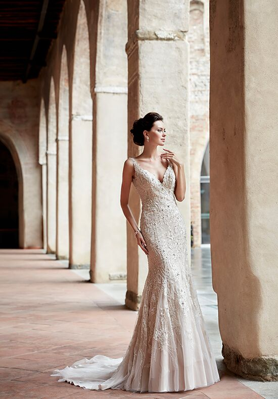 Eddy K CT177 Mermaid Wedding Dress