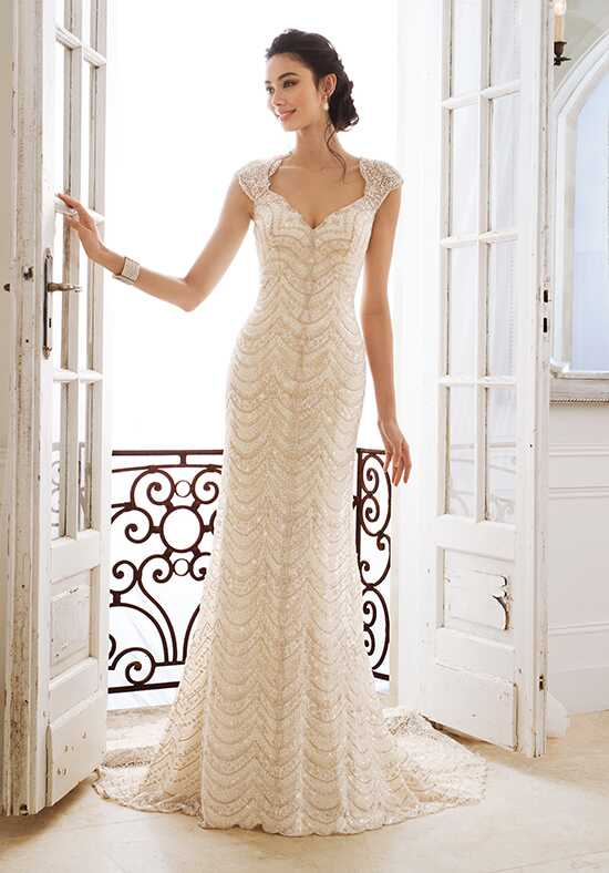 Sophia Tolli Y11892 Galene Sheath Wedding Dress