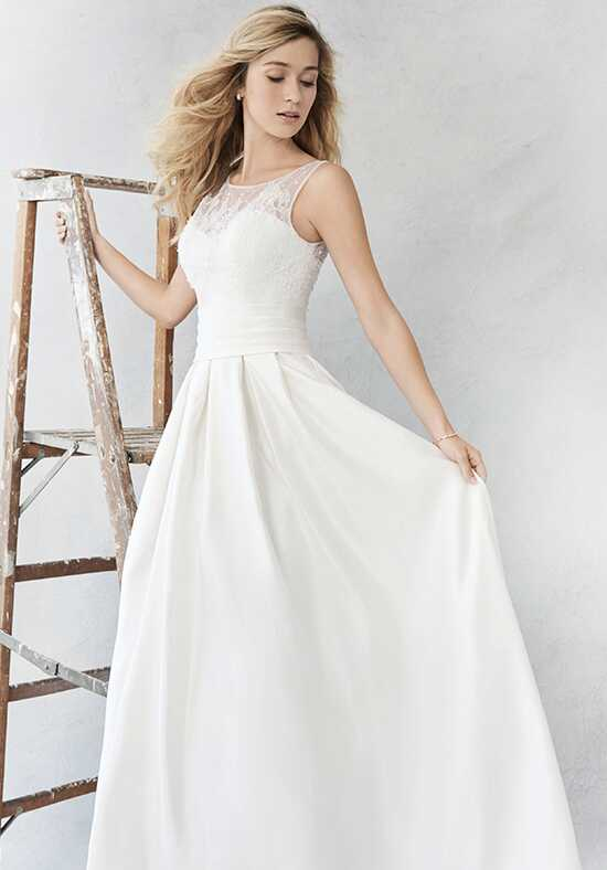 Kenneth Winston: Ella Rosa Collection BE371 Ball Gown Wedding Dress