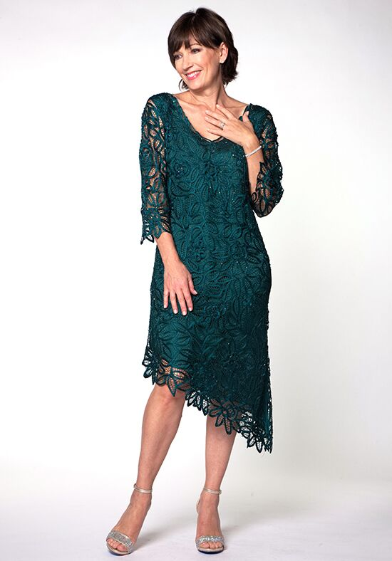 Soulmates C703 Black Mother Of The Bride Dress
