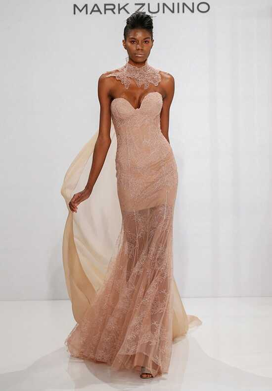 Mark Zunino for Kleinfeld 209 Wedding Dress photo