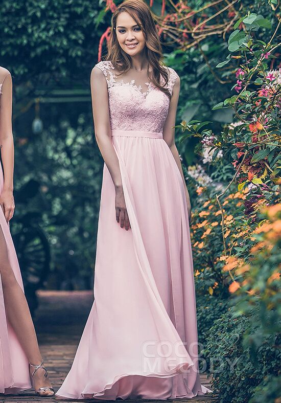 CocoMelody Bridesmaid Dresses PR3554 Bridesmaid Dress The Knot