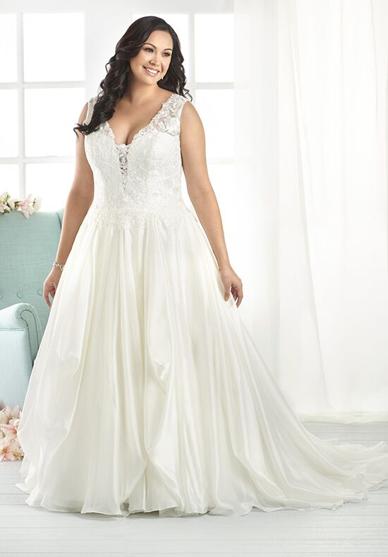 Unforgettable by Bonny Bridal 1810 A-Line Wedding Dress