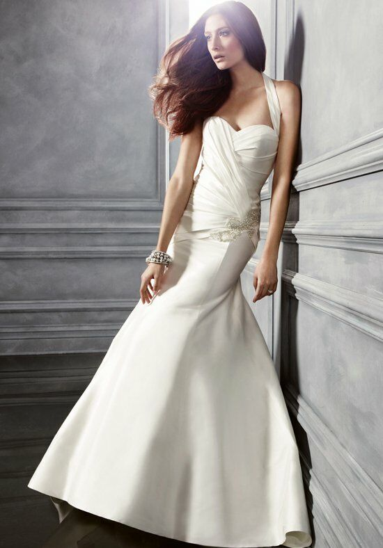 Cb couture b046 wedding dress the knot for Cb couture wedding dresses