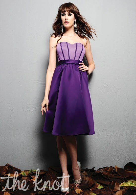 Eden Bridesmaids 7332 Sweetheart Bridesmaid Dress