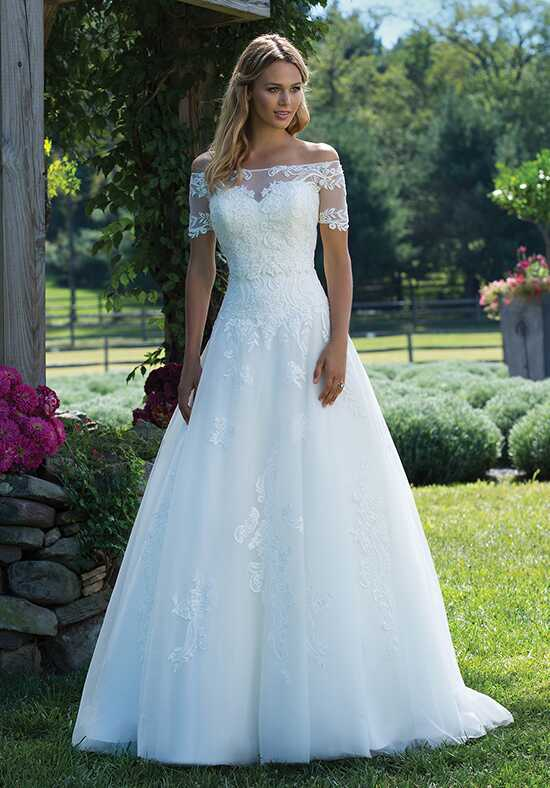 Sincerity Bridal 3989 Ball Gown Wedding Dress