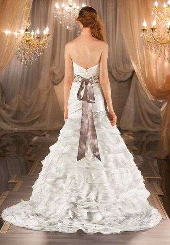 Martina Liana 396 Mermaid Wedding Dress