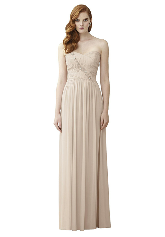 Dessy Collection 2961 Sweetheart Bridesmaid Dress
