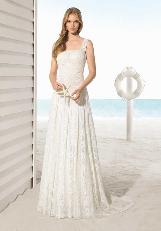 Aire Beach Wedding USUNE A-Line Wedding Dress