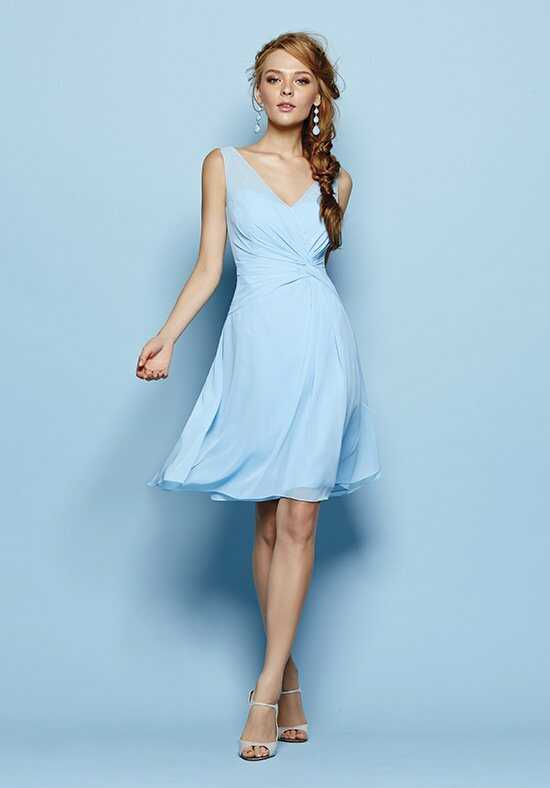 B2 by Jasmine B163004 V-Neck Bridesmaid Dress
