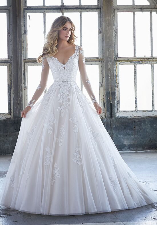 Morilee by Madeline Gardner Katherine/ 8225 Ball Gown Wedding Dress