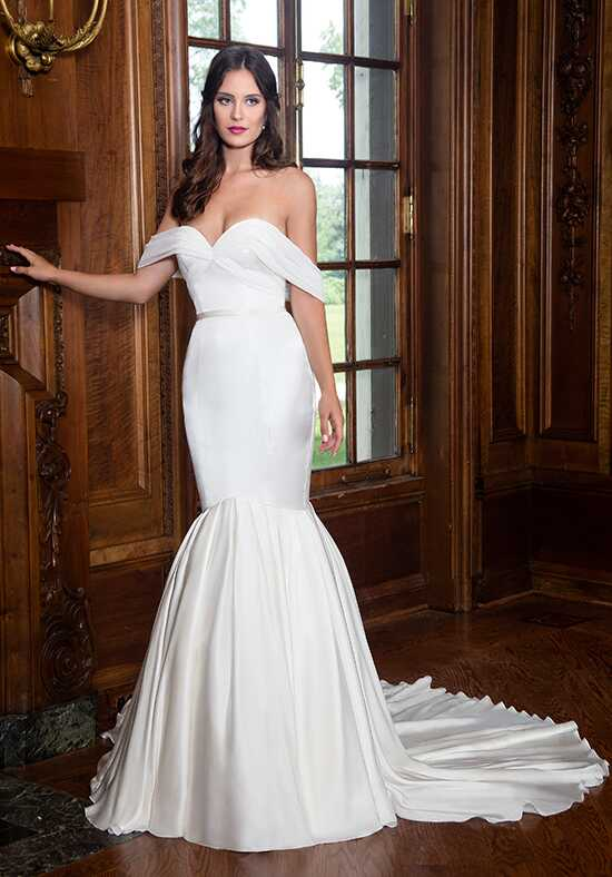 Lo' Adoro M605 Mermaid Wedding Dress