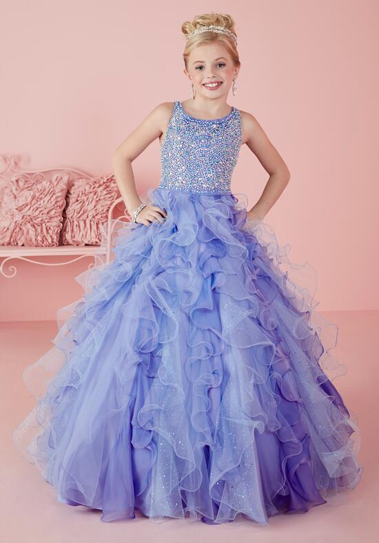 Tiffany Princess Style 13474 Flower Girl Dress photo