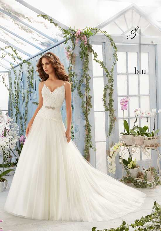 Morilee by Madeline Gardner/Blu 5411 Ball Gown Wedding Dress