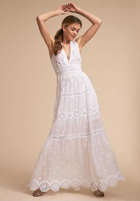 BHLDN Maldive Dress Sheath Wedding Dress