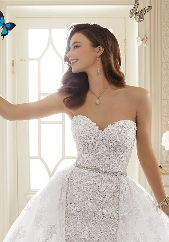 Sophia Tolli Y11652 - Maeve Wedding Dress - The Knot