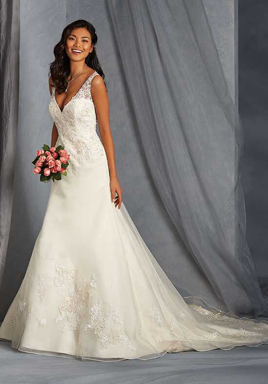Alfred Angelo Signature Bridal Collection 2560 A-Line Wedding Dress