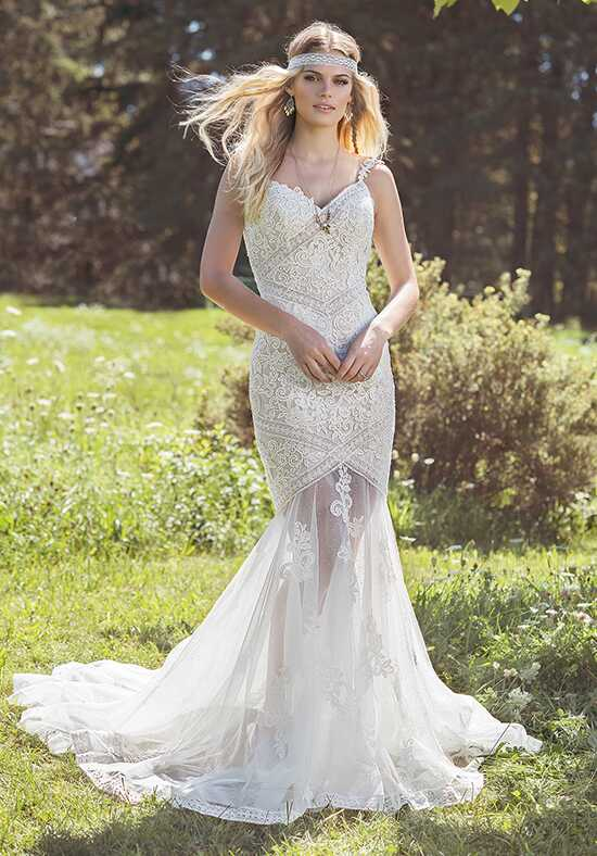 Lillian West 6494 Mermaid Wedding Dress