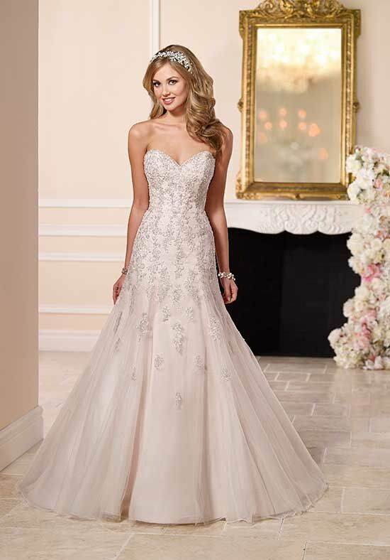 Stella York 6150 A-Line Wedding Dress