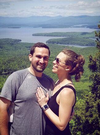 John Smyth And Ashley Farnsworth Wedding Photo 1