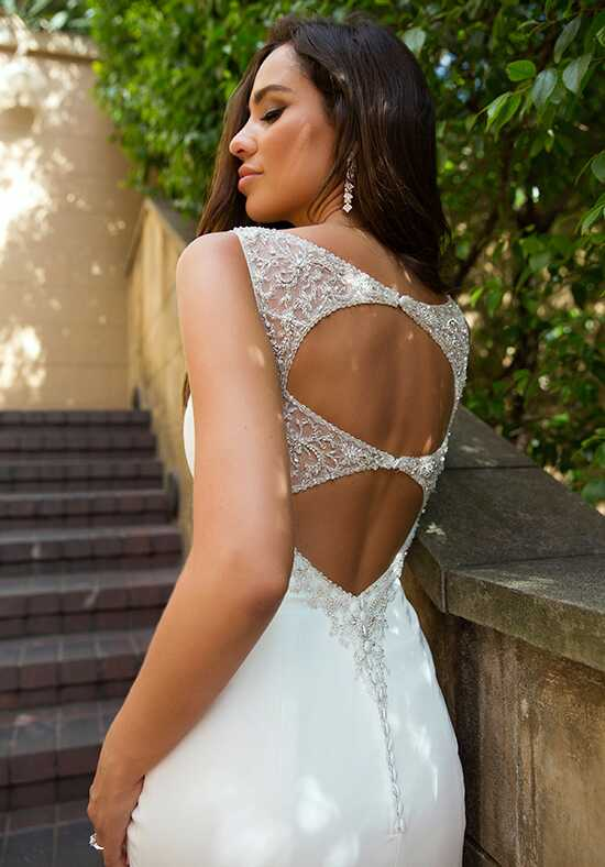 Mia Solano M1810Z | Portia Sheath Wedding Dress