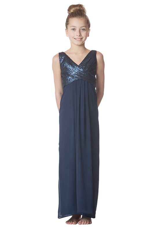 Bari Jay Bridesmaids 1773-JR V-Neck Bridesmaid Dress