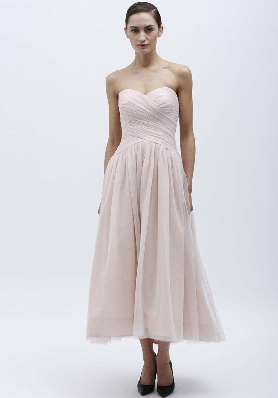 Monique Lhuillier Bridesmaids 450160 Sweetheart Bridesmaid Dress