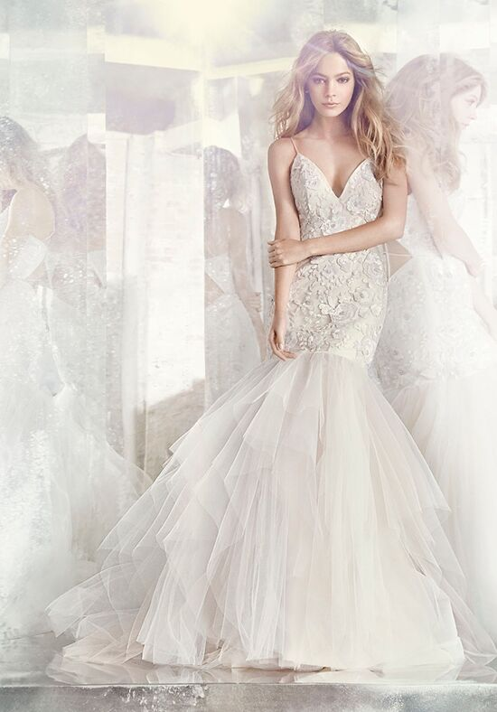 Hayley Paige 6610 Honor Mermaid Wedding Dress