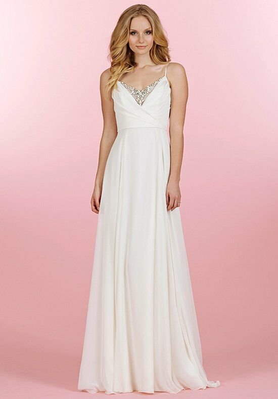 Blush by Hayley Paige 1455/Catalina A-Line Wedding Dress