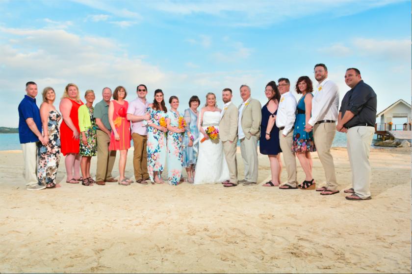 Melanie Cline And Brandon Caseys Wedding Website