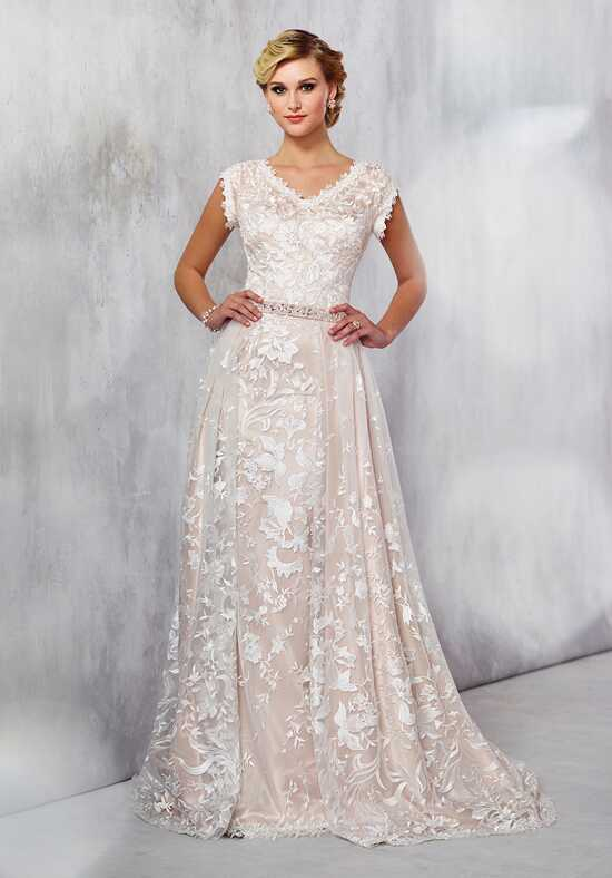Modest by Mon Cheri TR21724 A-Line Wedding Dress