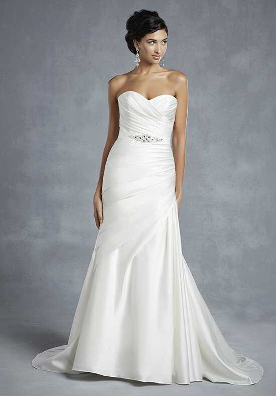 Beautiful BT15-4 Mermaid Wedding Dress