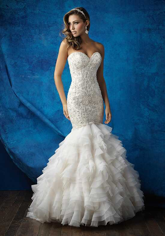 Allure Bridals 9355 Mermaid Wedding Dress