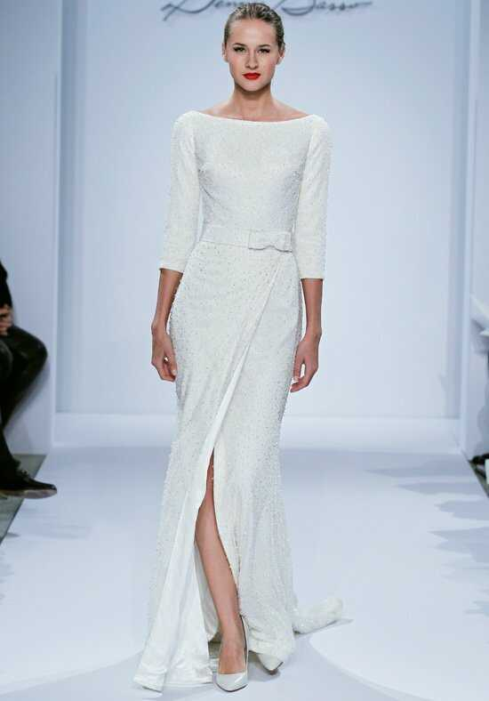 Dennis Basso for Kleinfeld Lana Sheath Wedding Dress