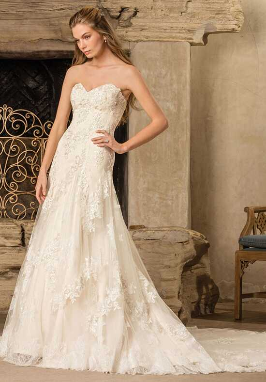 Casablanca Bridal Style 2291 Everly A-Line Wedding Dress