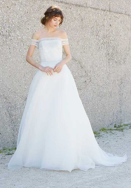 Nouvelle Amsale Nara Ball Gown Wedding Dress