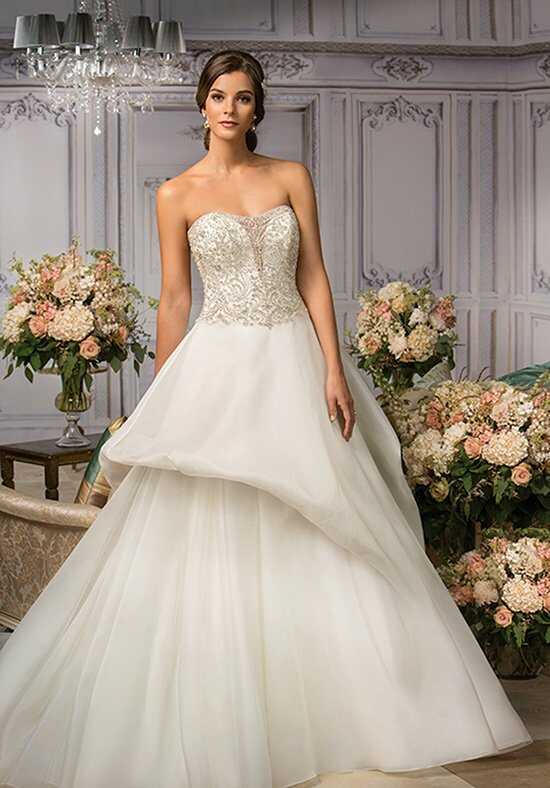 Jasmine Couture T182006 Wedding Dress