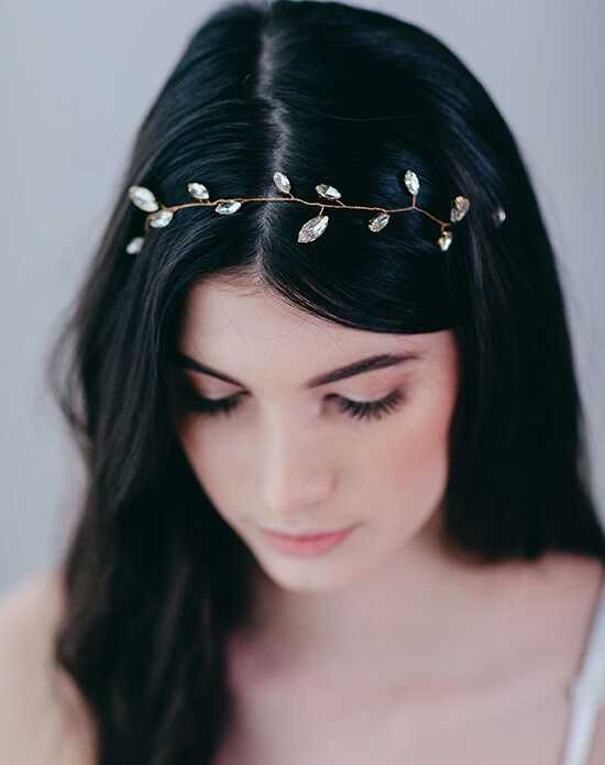 Davie & Chiyo | Hair Accessories & Veils Liv Hair Vine Gold, Pink, Silver Headband