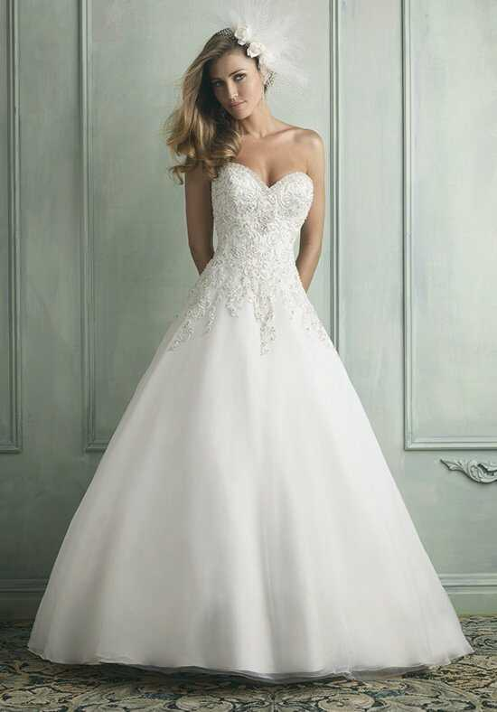Allure Bridals 9120 Ball Gown Wedding Dress
