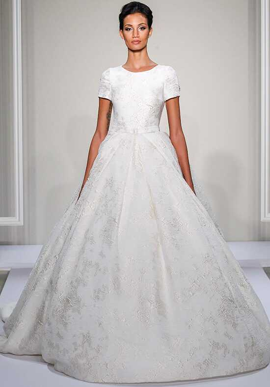 Dennis Basso for Kleinfeld MILAN Ball Gown Wedding Dress