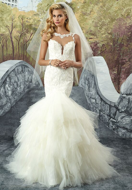 Justin Alexander 8930 Mermaid Wedding Dress