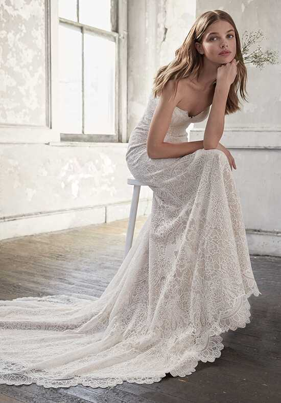 Ti Adora by Allison Webb Addie Mermaid Wedding Dress