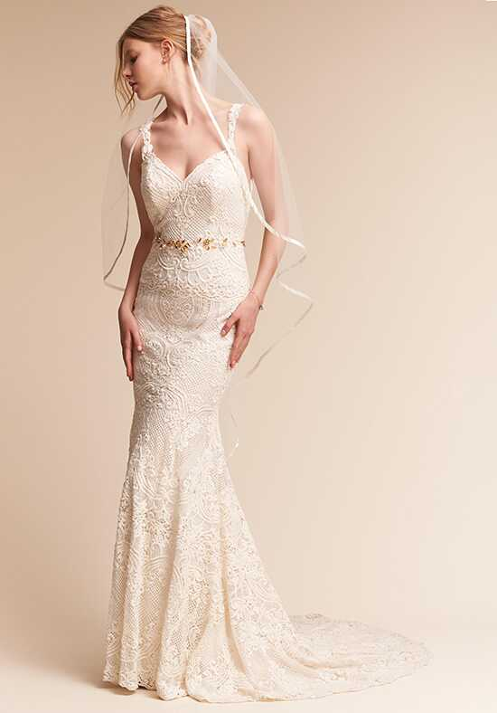 BHLDN Atherton Mermaid Wedding Dress