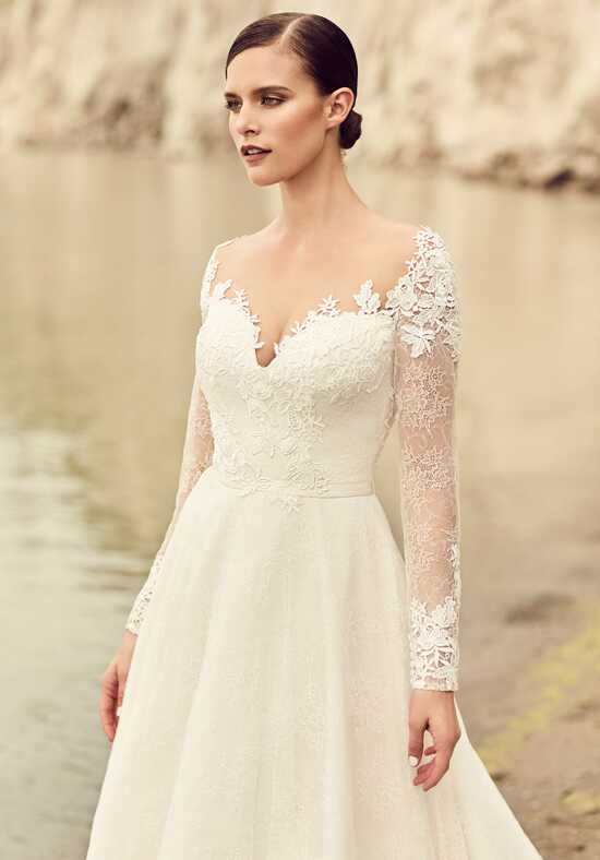 Mikaella 2118 A-Line Wedding Dress