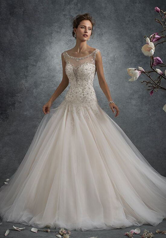 Sophia Tolli Y21748 Ursa Ball Gown Wedding Dress