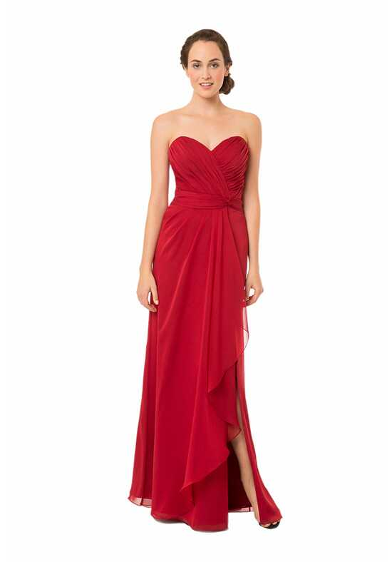 Bari Jay Bridesmaids 1567 Strapless Bridesmaid Dress